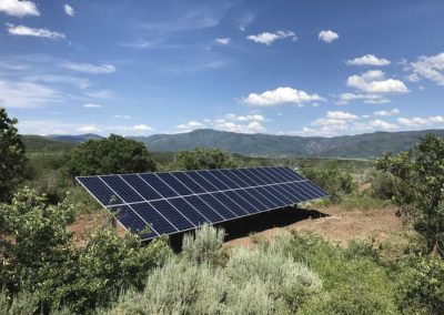 11.2 kW Ground Mount - Big Valley Ranch