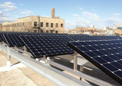 12.42 kW Roof Mount - Fulton Market