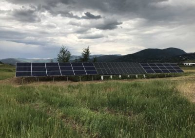 15 kW Ground Mount - Quarry Mountain Meadows