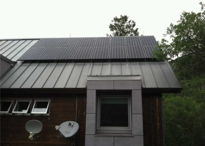5.12 kW Roof Mount - Fish Creek