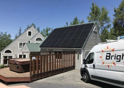 6.93 kW Roof Mount - Burgess Creek
