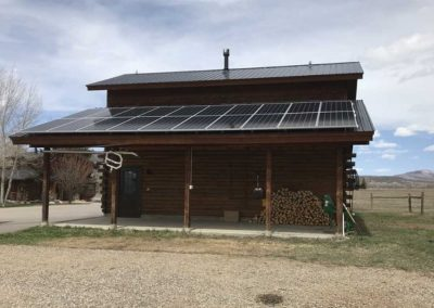 7.3 kW Barn Roof Mount - River Meadows