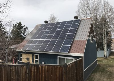 7.1kW Roof Mount - Fish Creek
