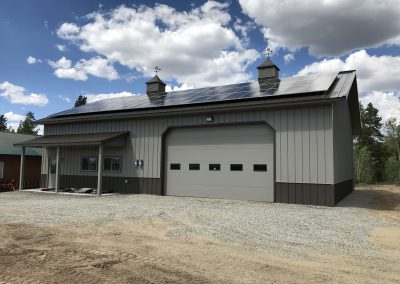 19.98 kW Barn Roof Mount - Rand