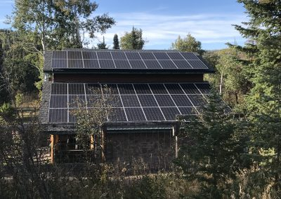 18.5 kW Roof Mount - Steamboat Pines