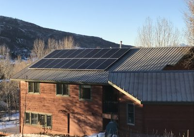6.66 kW Roof Mount - Whistler Park