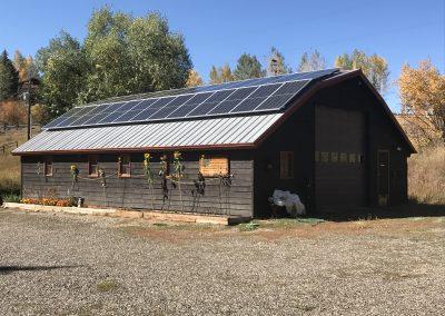 10.14 kW Roof Mount - Fish Creek